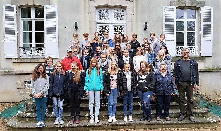 2017 - Jugendfahrt des DFF nach Marcillat