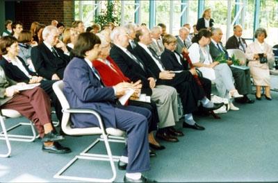 1995: 8. Mai - Feierstunde des DFF anläßlich des 50. Jahrestages des Kriegsendes