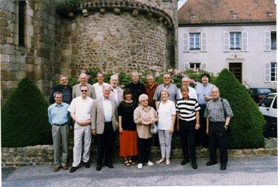 2000: Ausflug des Rates der Gemeinde Wadersloh nach Marcillat und Néris