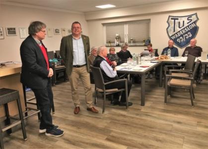 2020 - 4. Weinseminar mit Bürgermeister Thegelkamp