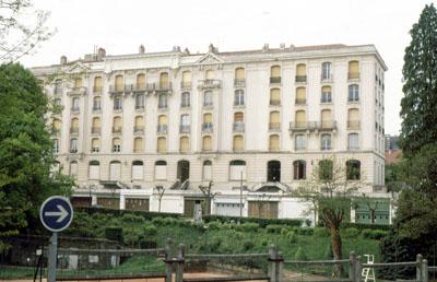 ehem. Grand Hôtel