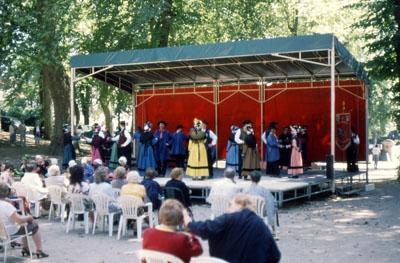 Konzert in den Arènes