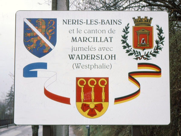 Panneau Neris