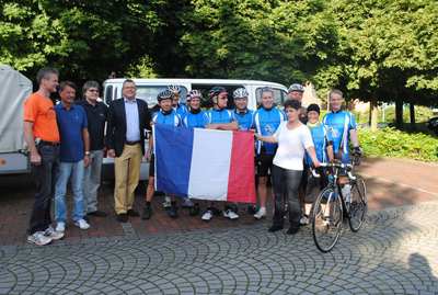 2014 - Frankreich-Fahrt des RSC Wadersloh nach Marcilla