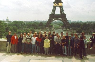Jugendfahrt 1999
