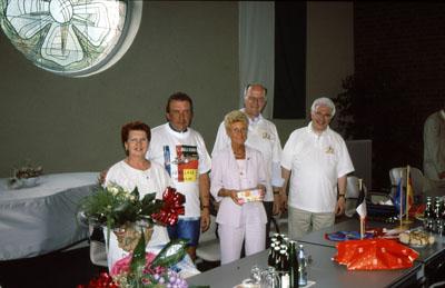 Cyclotouristes Néris-les-Bains 2000