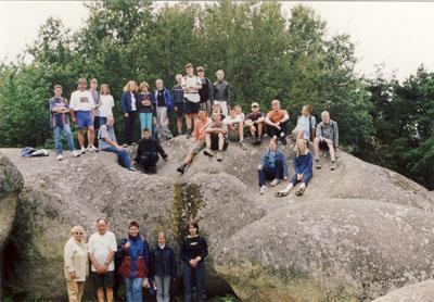 Jugendfahrt 2001