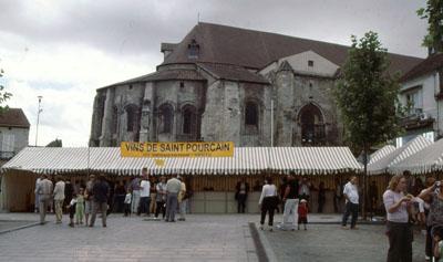 Orléans - Kathedrale Sainte-Croix