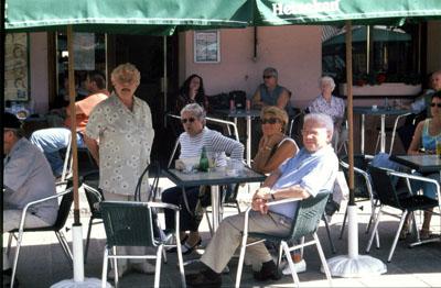 Französische Freunde aus Marcillat und Néris