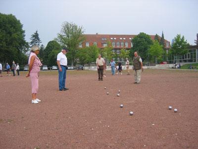 Boule Turnier 2009