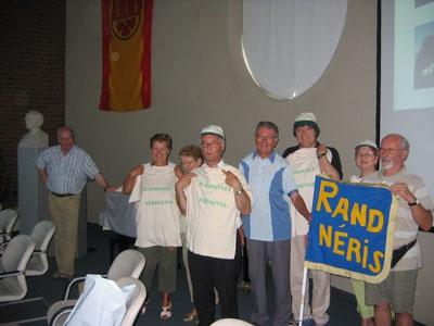 Randonnée Nérisienne Juli 2009