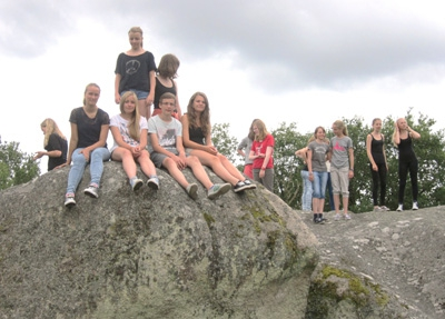 Jugendfahrt 2013