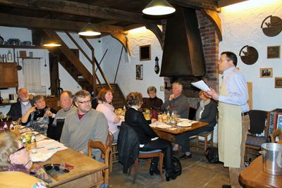 2. französisches Weinseminar des DFF