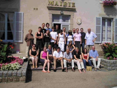 Jugendfahrt 2003