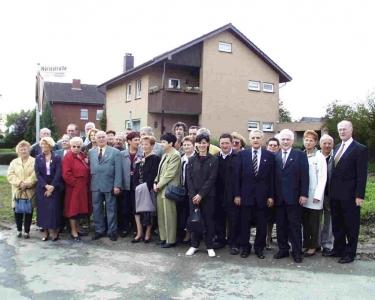 Die französische Delegation