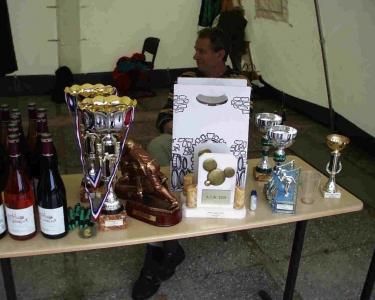 Preise und Pokale