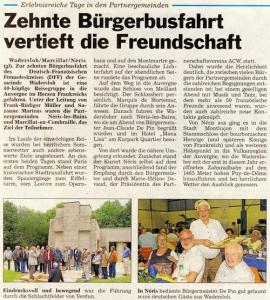 Bürgerbus 2012