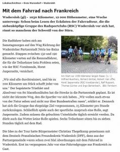 Radsportclub Wadersloh